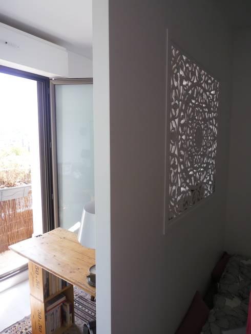غرفة نوم تنفيذ espaces & déco