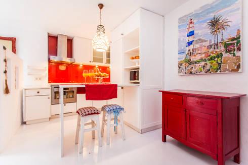 Ambiente turístico com sabor a sal e mar: Cozinhas rústicas por alma portuguesa