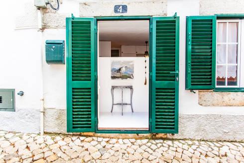 Ambiente turístico com sabor a sal e mar: Casas rústicas por alma portuguesa