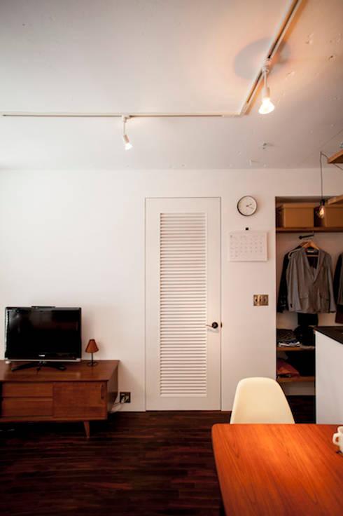 Dressing room by 株式会社ブルースタジオ
