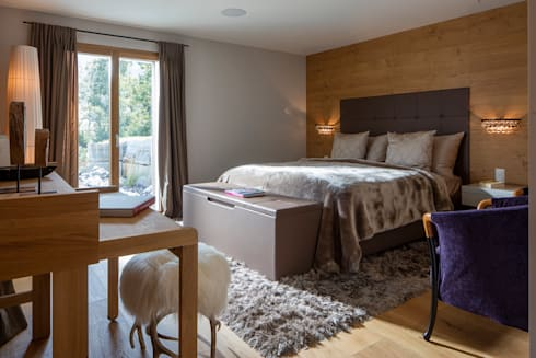 chalet in den schweizer alpen von baur wohnfaszination gmbh homify. Black Bedroom Furniture Sets. Home Design Ideas