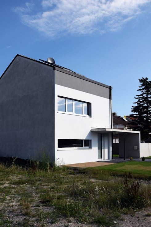 modern Houses by Marcus Hofbauer Architekt