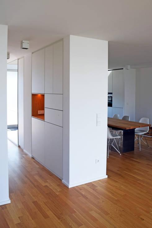 Eetkamer door Marcus Hofbauer Architekt