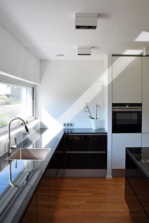 Keuken door Marcus Hofbauer Architekt