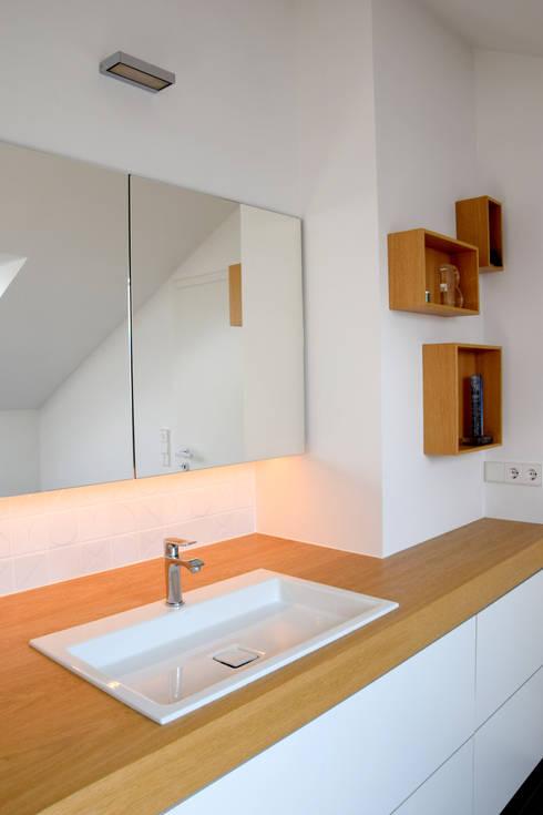 :  Badezimmer von Marcus Hofbauer Architekt