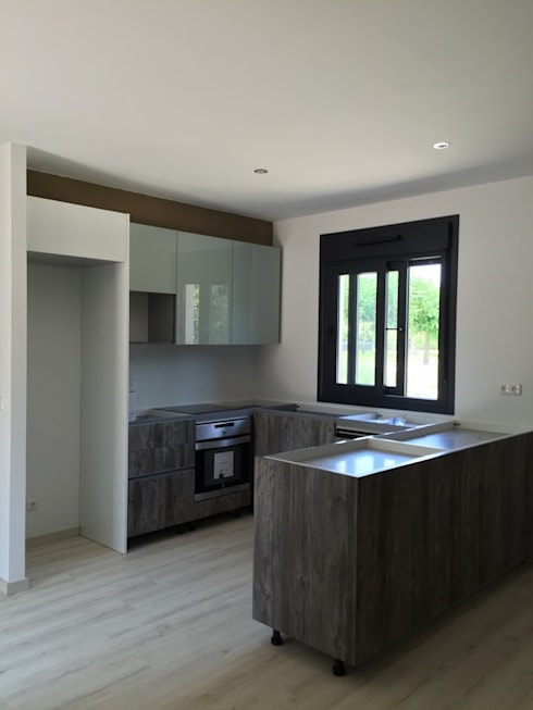 Kitchen by Casas Arquicenter ®