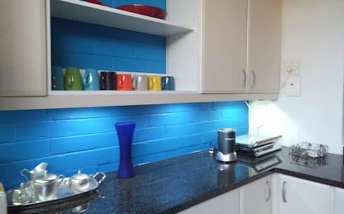 Right Hand Side close-up view:   by Boss Custom Kitchens (PTY)LTD