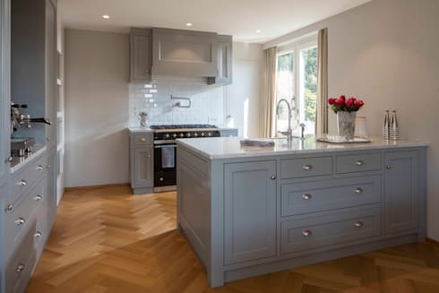 Baur Küchen einrichtung im shaker style baur wohnfaszination gmbh homify