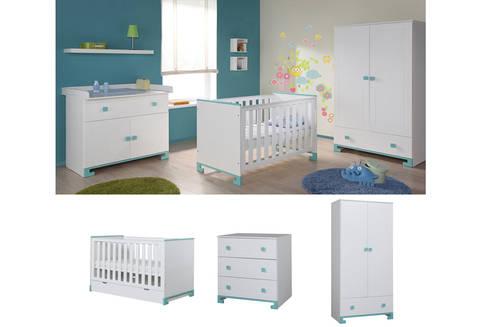 babyzimmer komplett | gavle.de by gavle gmbh | homify - Kinderzimmer Blau Weis