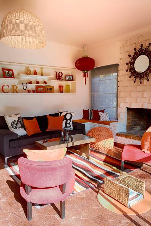 Sala de estar | REFRESH  :  de estilo  por G7 Grupo Creativo