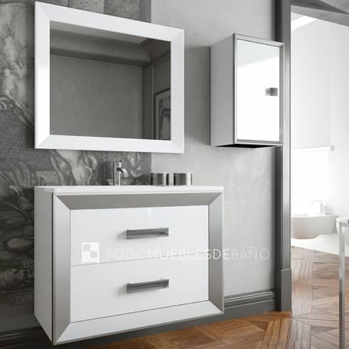 Muebles de ba o vintage y neocl sico de todo muebles de - Todo muebles de bano ...