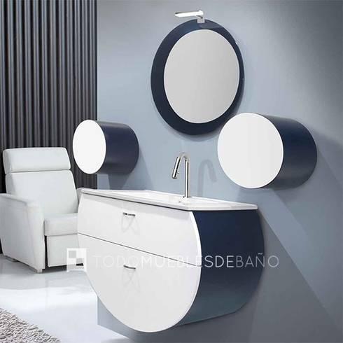 Muebles de ba o originales y colorista de todo muebles de for Muebles bano originales