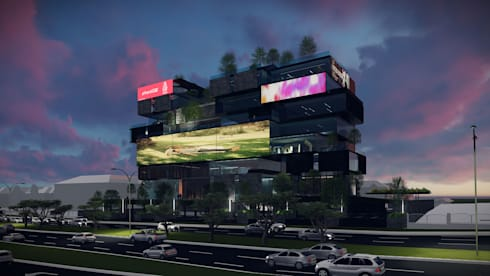 William Nicol Office:   by Two Five Five Architects