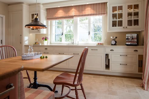 Shaker Küchen küche im shaker stil baur wohnfaszination gmbh homify