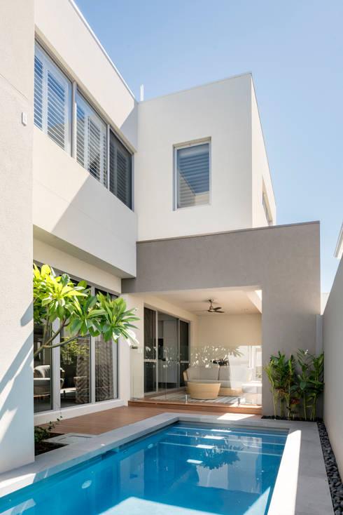 Casas de estilo  por Moda Interiors