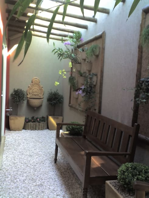 Conservatory by Borges Arquitetura & Paisagismo