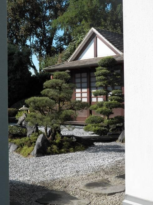 Garden by Kokeniwa Japanische Gartengestaltung