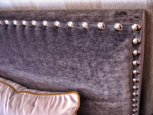 Projects Details: Quartos modernos por Andreia Abrantes