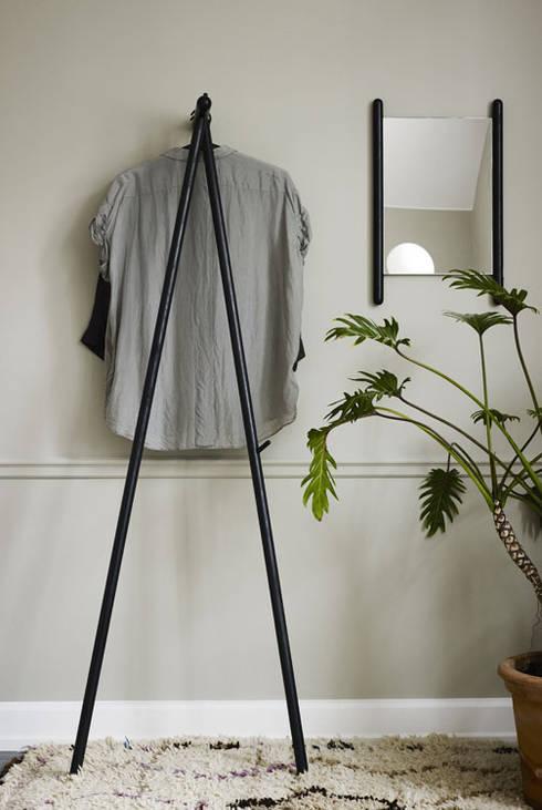 garderoben im skandinavischen design bei holzdesignpur von holzdesignpur homify. Black Bedroom Furniture Sets. Home Design Ideas