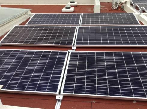 Proyecto de 5.94 kW en Zapopan:  de estilo  por PROYENER