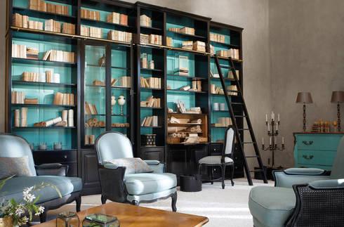 COMPOSITIONS: Estudios y oficinas de estilo clásico por Grange México