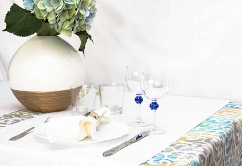 Sala de jantar  por Sublim Ambiente