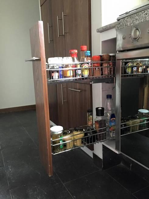مطبخ تنفيذ L&G Arquitectos