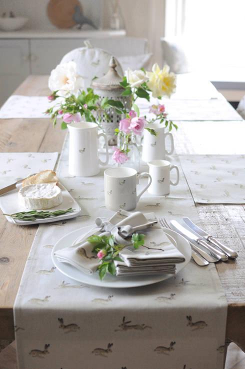 Dining room تنفيذ Sophie Allport