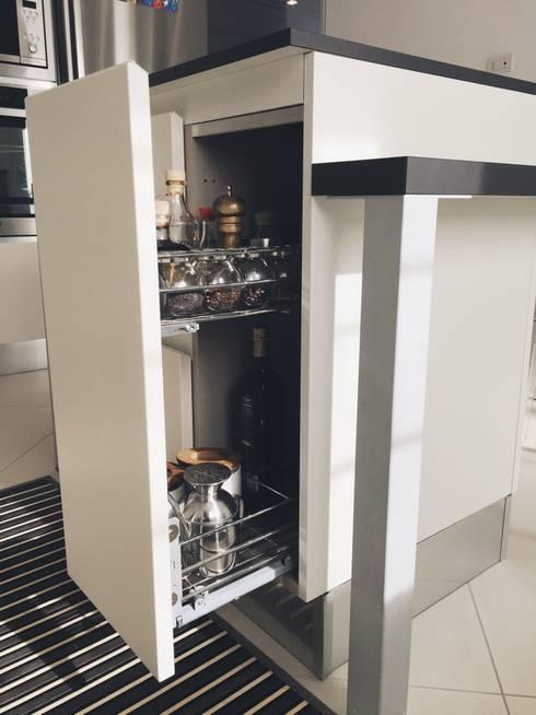Kitchen by M16 architetti