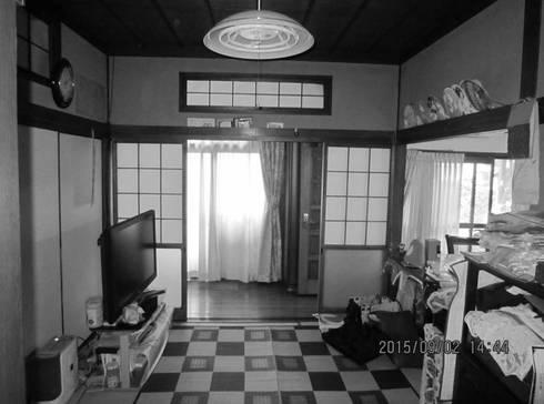 改修前: 宮崎環境建築設計が手掛けたです。