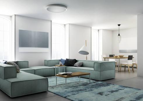modulsofas basic von gavle gmbh homify. Black Bedroom Furniture Sets. Home Design Ideas