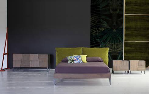 Dormitorios matrimonio de pianca mobiliario homify - Pianca mobiliario ...