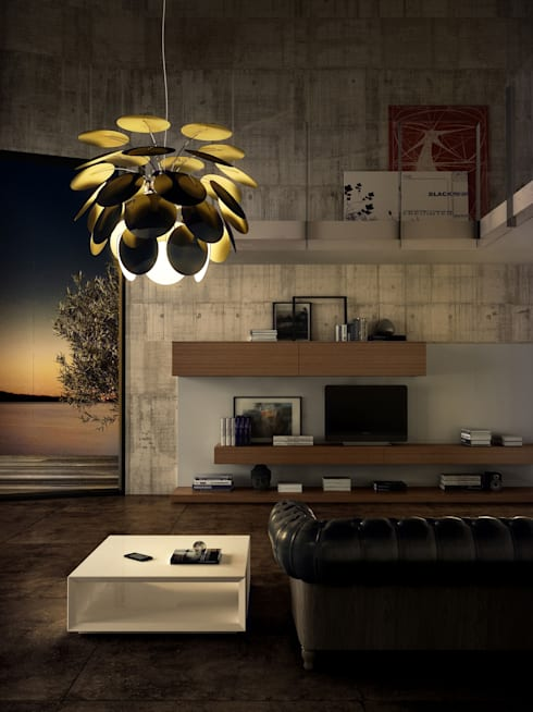 modern Dining room by Interiortime