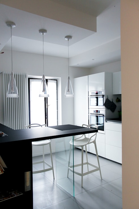 modern Kitchen by SuMisura