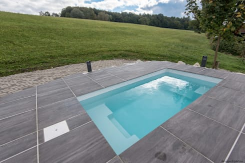 Schwimmingpool fur den garten  Minipool @wat - Meersalzwasser Tauchbecken für den Garten by ...
