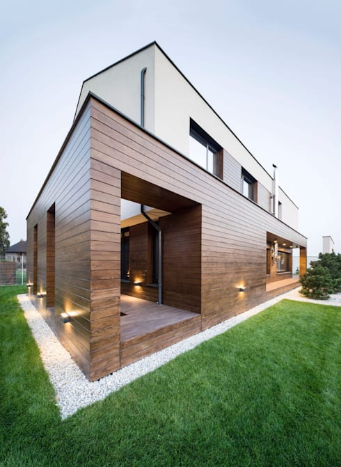 Houses by BECZAK / BECZAK / ARCHITEKCI