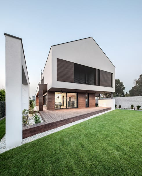 Дома в . Автор – BECZAK / BECZAK / ARCHITEKCI
