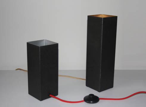 Candeeiro Cube: Casa  por MIUDO™