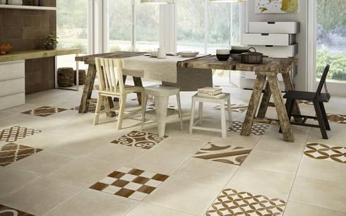 Stijlvolle ideeën met tegels voor de gehele woning door sani bouw ...