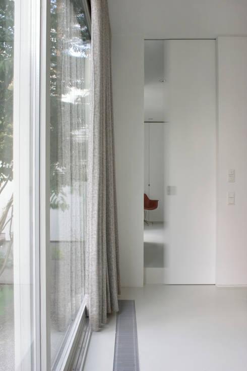 Projekty,  Okna i drzwi zaprojektowane przez Rotbunt
