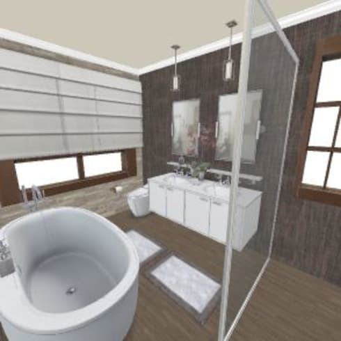 Bathroom Renovation Northcliff:   by CKW Lifestyle