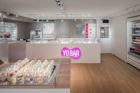 yobar zürich by objekt 13 innenarchitektur | homify, Innenarchitektur ideen