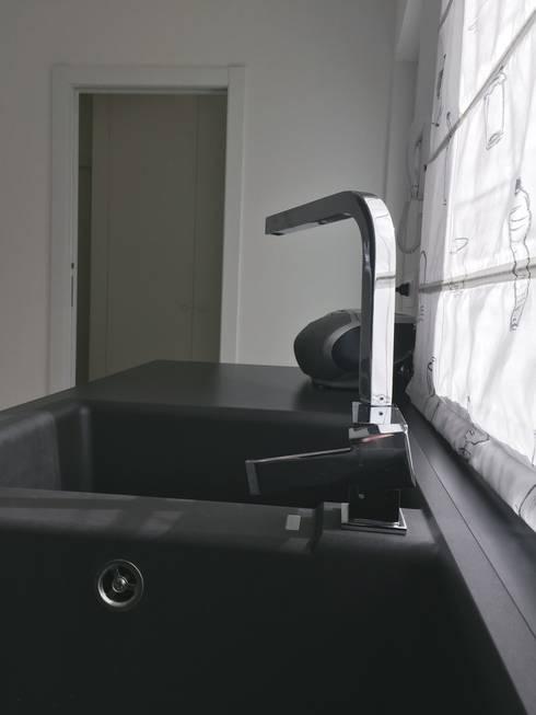 مطبخ تنفيذ M16 architetti