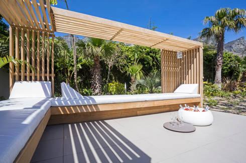 Amara Bakoven: AFTER palms:   by Urban Landscape Solutions