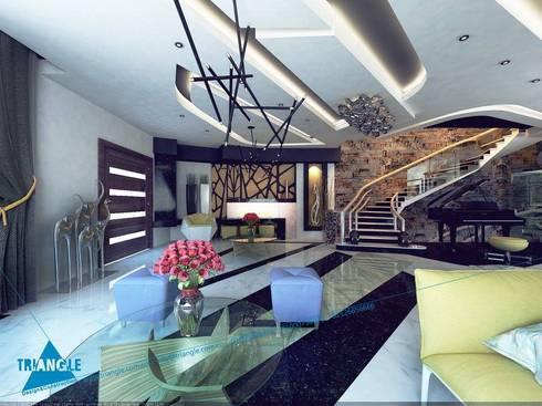 Private Villa ( Zantoty ) Emeraled :   تنفيذ triangle