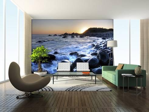 Paineis Decorativos: Sala de estar  por Formafantasia