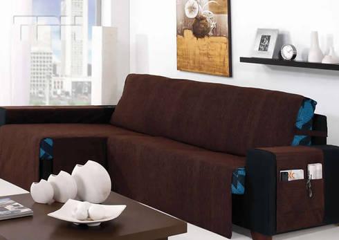 Cubre sillones para proteger los sof s de tph fundas de for Sillones chaise longue
