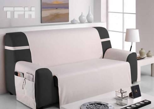 Cubre sillones para proteger los sof s de tph fundas de for Sillones para oficina modernos