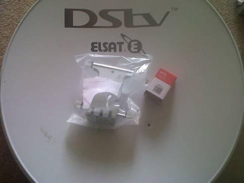 Satellite Unboxing:   by DSTV Installation Pretoria