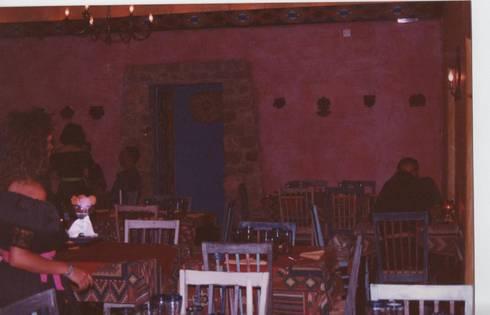 Restaurante Mexicano -EL PANCHITO  Albufeira: Espaços de restauração  por Atelier  Ana Leonor Rocha